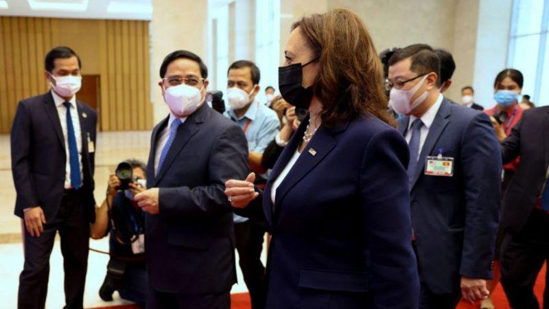 Phó tổng thống Mỹ Kamala Harris sang Việt Nam Kamala15