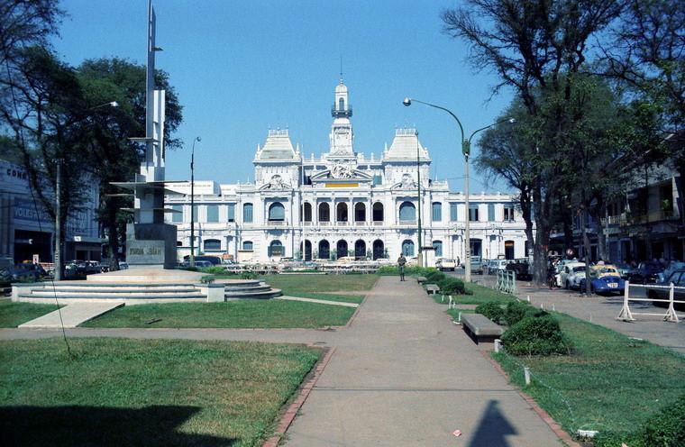 Sài Gòn 50 năm trước Kienth34