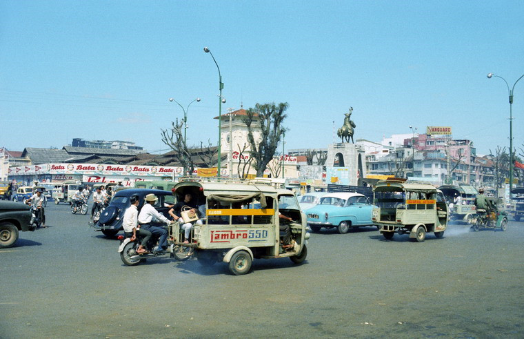 Sài Gòn 50 năm trước Kienth40