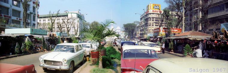 Sài Gòn 50 năm trước Kienth41