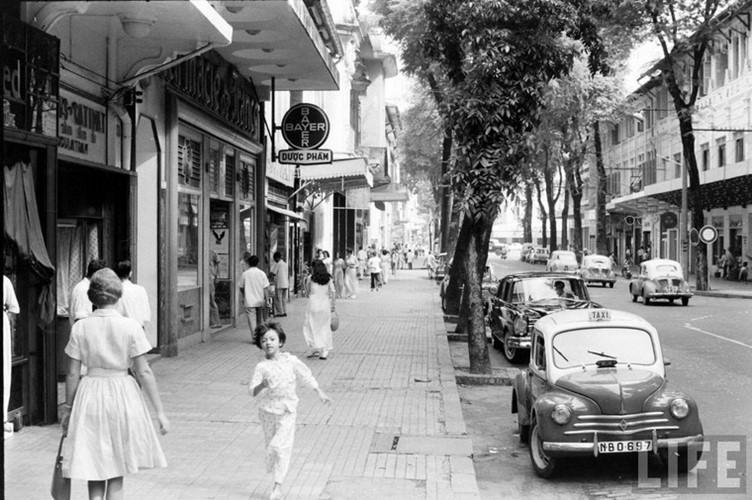 Sài Gòn 50 năm trước Kienth64