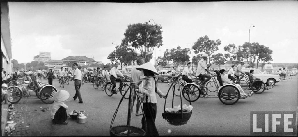 Sài Gòn 50 năm trước Kienth67
