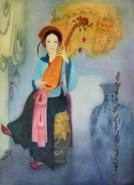 Âm nhạc trong Truyện Kiều - Trần văn Khê Kieu410