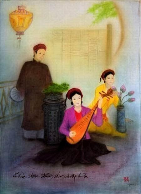 Âm nhạc trong Truyện Kiều - Trần văn Khê Kieu510