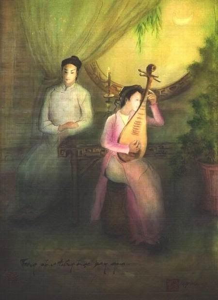 Âm nhạc trong Truyện Kiều - Trần văn Khê Kieu610
