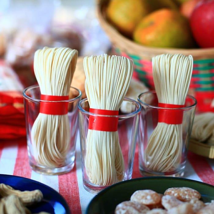 9 món ngon 'phải nếm' trong ngày tết truyền thống tại Đài Loan Mon_mi10