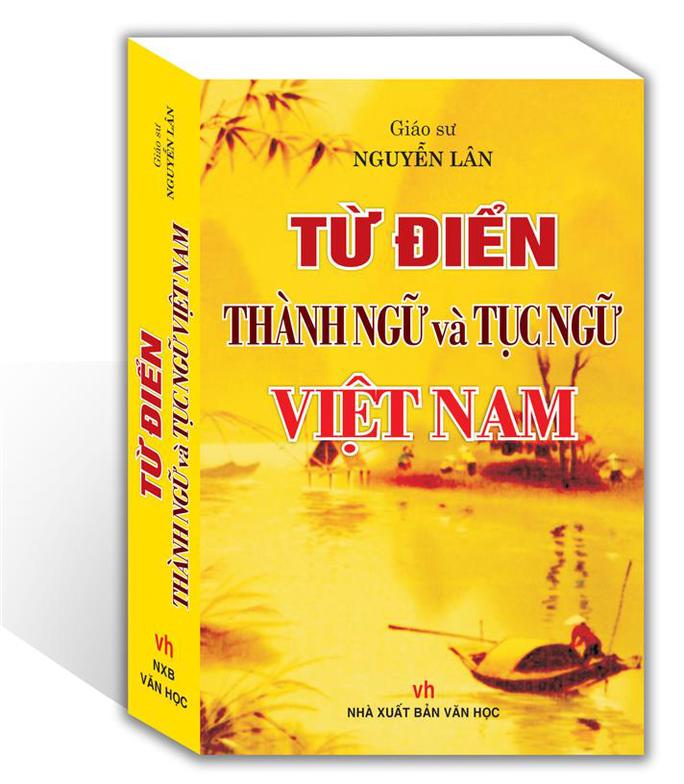 """Ồn ào chuyện """"bắt lỗi"""" từ điển   Nguyen10"""