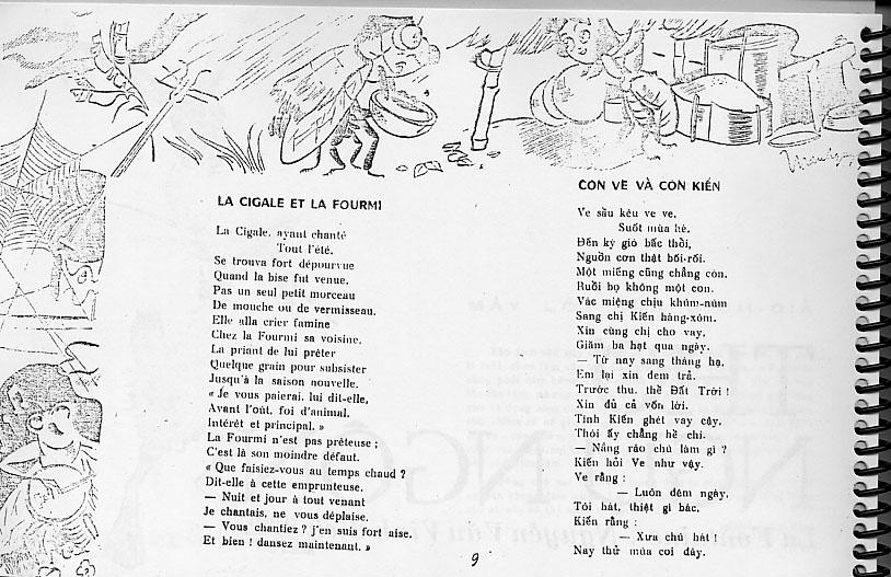 Truyện ngụ ngôn La Fontaine tròn 350 tuổi Nvvpag12