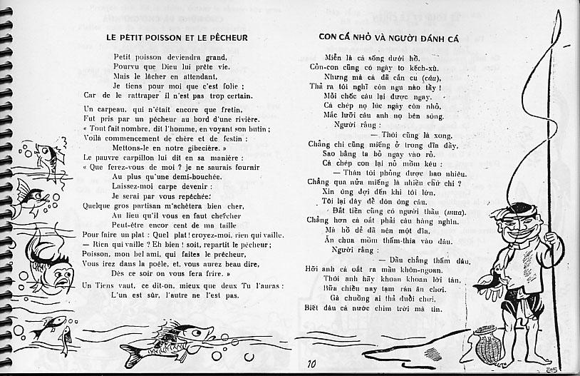 Truyện ngụ ngôn La Fontaine tròn 350 tuổi Nvvpag13