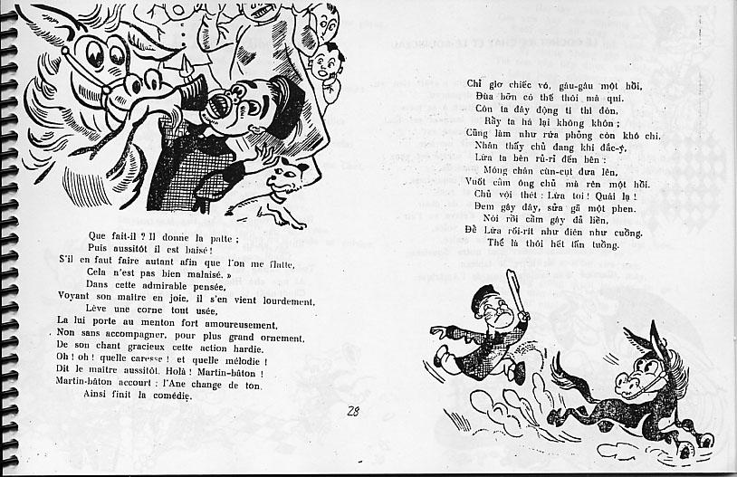 Truyện ngụ ngôn La Fontaine tròn 350 tuổi - Page 3 Nvvpag33