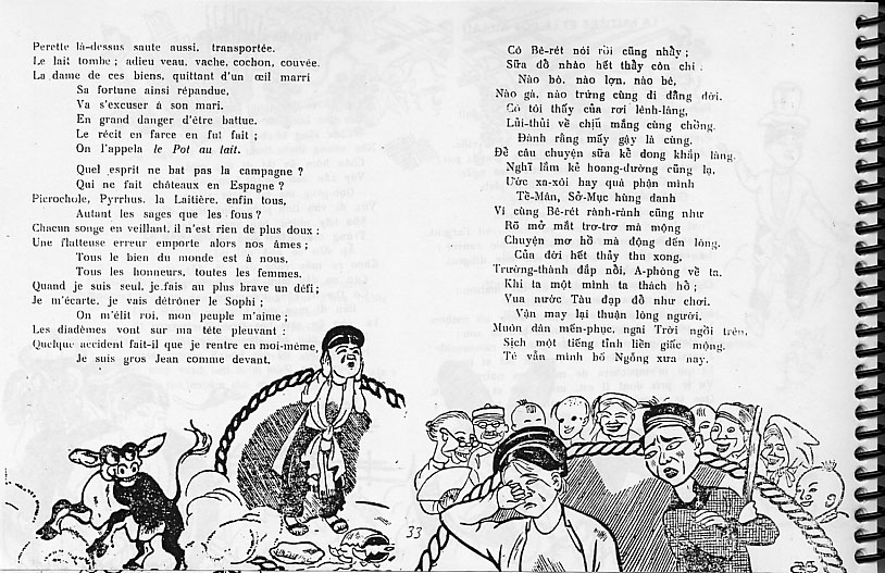 Truyện ngụ ngôn La Fontaine tròn 350 tuổi - Page 4 Nvvpag38