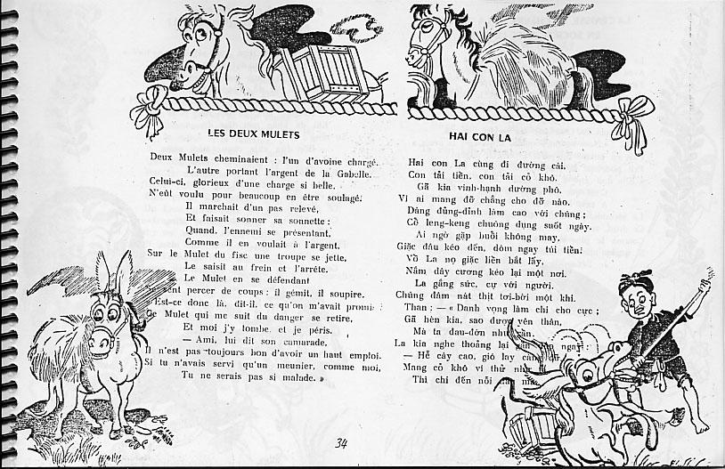 Truyện ngụ ngôn La Fontaine tròn 350 tuổi - Page 4 Nvvpag39