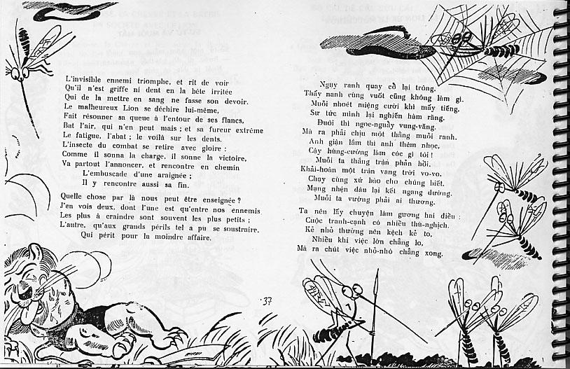 Truyện ngụ ngôn La Fontaine tròn 350 tuổi - Page 4 Nvvpag41