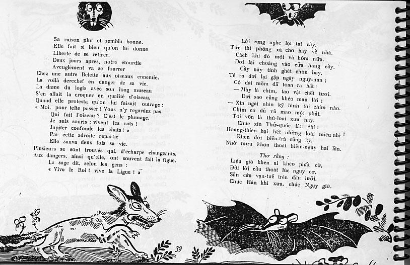 Truyện ngụ ngôn La Fontaine tròn 350 tuổi - Page 4 Nvvpag44