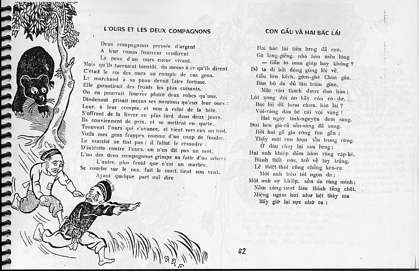 Truyện ngụ ngôn La Fontaine tròn 350 tuổi - Page 4 Nvvpag46