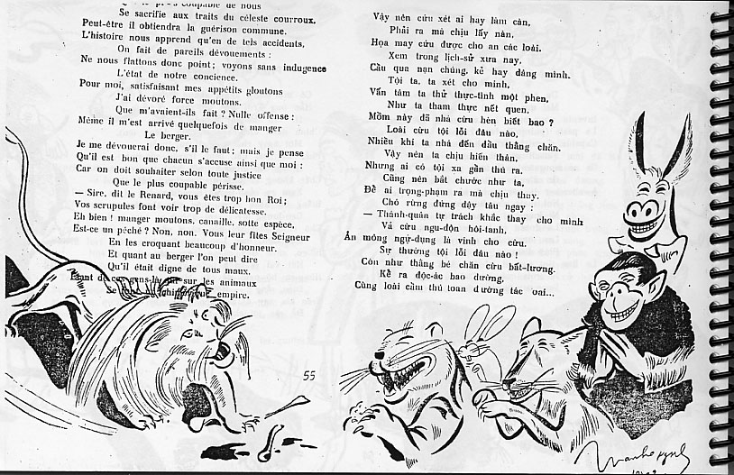 Truyện ngụ ngôn La Fontaine tròn 350 tuổi - Page 5 Nvvpag59