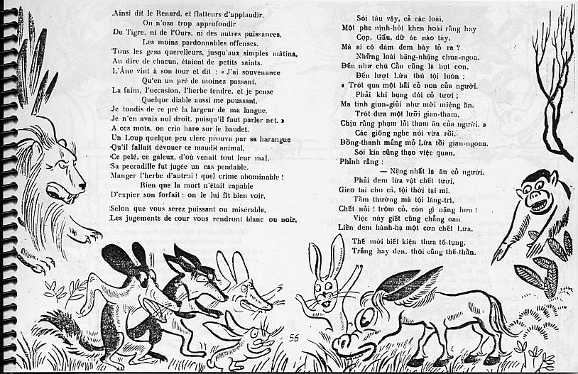 Truyện ngụ ngôn La Fontaine tròn 350 tuổi - Page 5 Nvvpag60