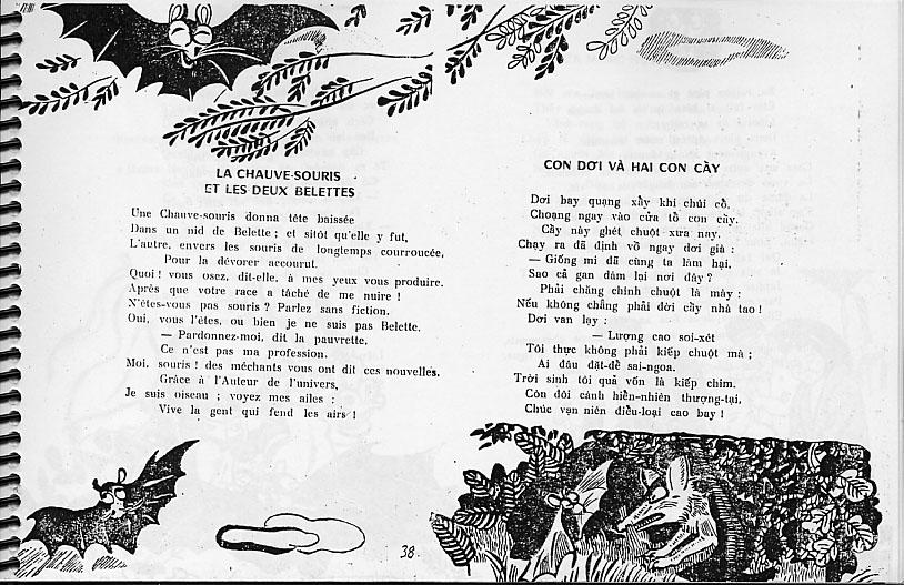 Truyện ngụ ngôn La Fontaine tròn 350 tuổi - Page 4 Page3310