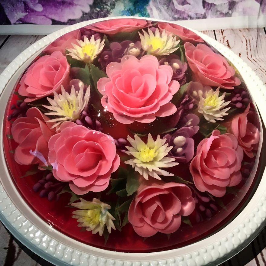 Vượt qua căn bệnh ung thư nhờ bận rộn sáng tạo những tác phẩm đẹp Raucau19