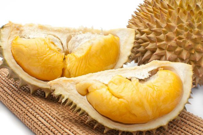 Đố bạn biết trái sầu riêng rụng vào lúc nào? Sau-ri12