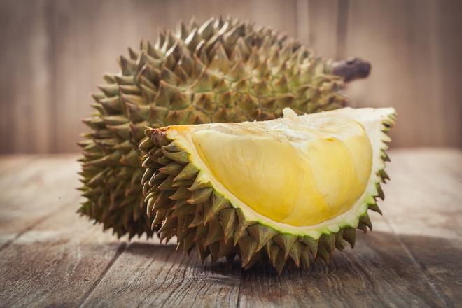 Đố bạn biết trái sầu riêng rụng vào lúc nào? Sau-ri13