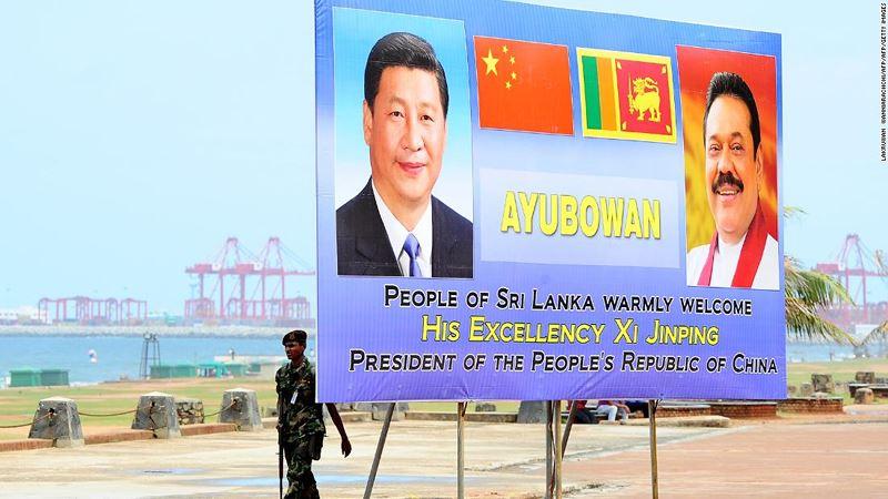 """Trung Quốc đã bẫy và ép Sri Lanka """"hai tay dâng cảng chiến lược"""" như thế nào? Srilan12"""