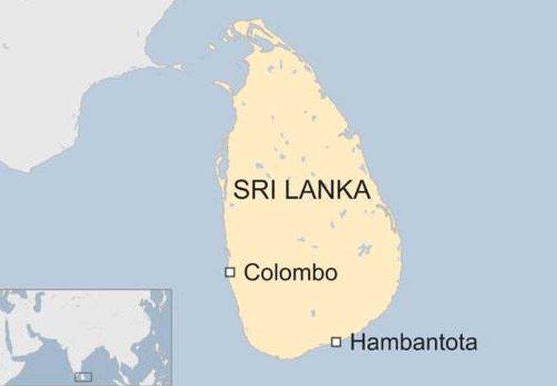 """Trung Quốc đã bẫy và ép Sri Lanka """"hai tay dâng cảng chiến lược"""" như thế nào? Srilan13"""