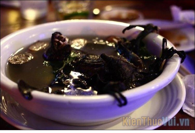 20 Món ăn kinh dị nhất thế giới Sup-ro10