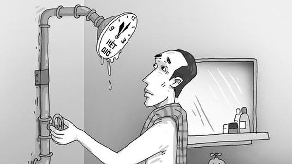 Điều gì xảy ra trên cơ thể khi tắm đêm?  Tam-de10