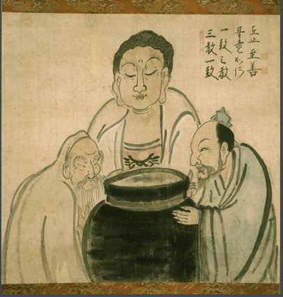 Quan điểm vô vi của Lão Tử và vô vi của đạo Phật Tamgia10