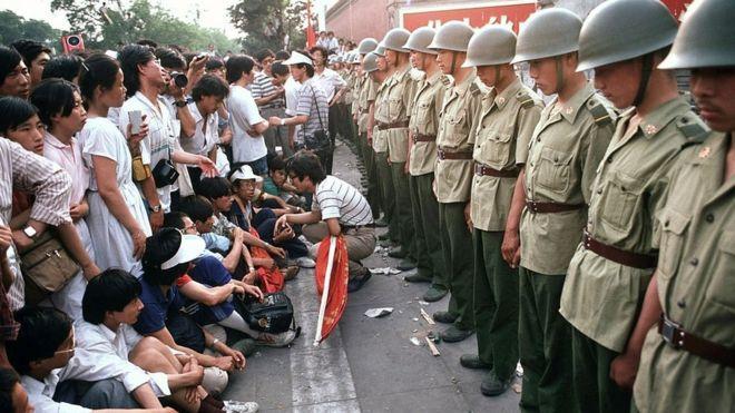 Những diễn biến chính của Cuộc Thảm sát Thiên An Môn 1989 Thiena10