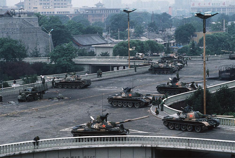 Những diễn biến chính của Cuộc Thảm sát Thiên An Môn 1989 Thiena21
