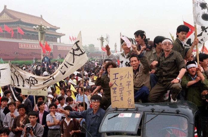 Những diễn biến chính của Cuộc Thảm sát Thiên An Môn 1989 Thiena25