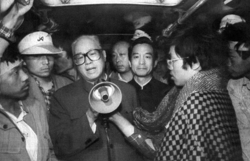 Những diễn biến chính của Cuộc Thảm sát Thiên An Môn 1989 Thiena26