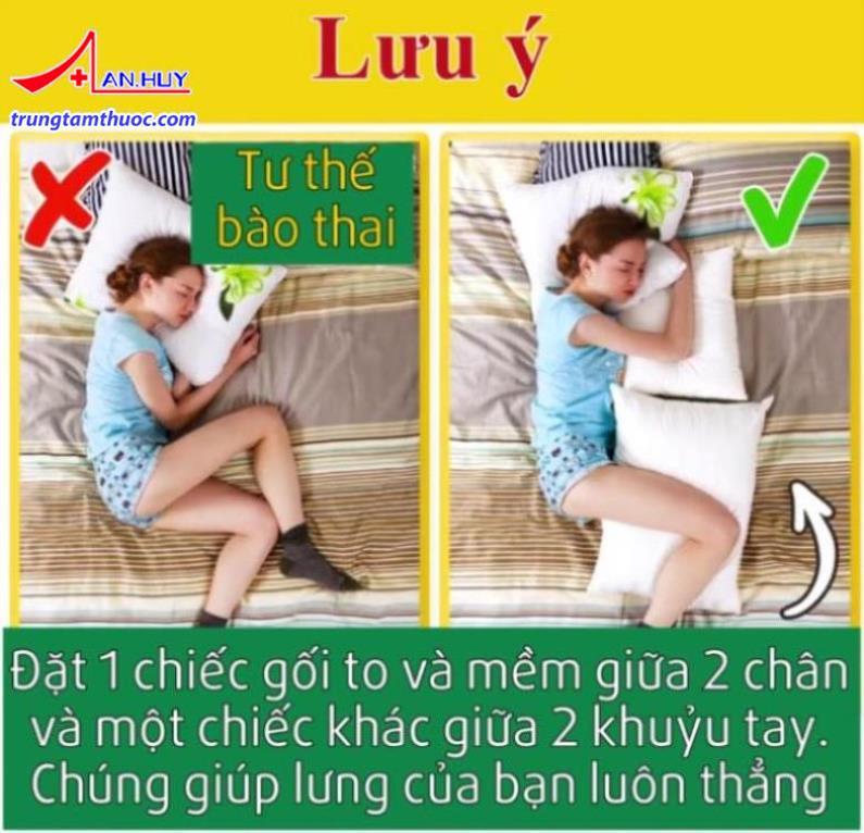 Tư thế ngủ đúng cách giúp trẻ lâu sức khỏe bền Tu-the18