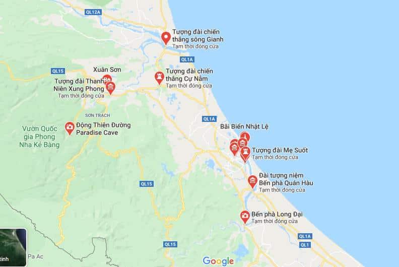 Quảng Bình: Tỉnh nghèo nhận gạo cứu đói khánh thành tượng đài gần 80 tỷ đồng Tuong-11