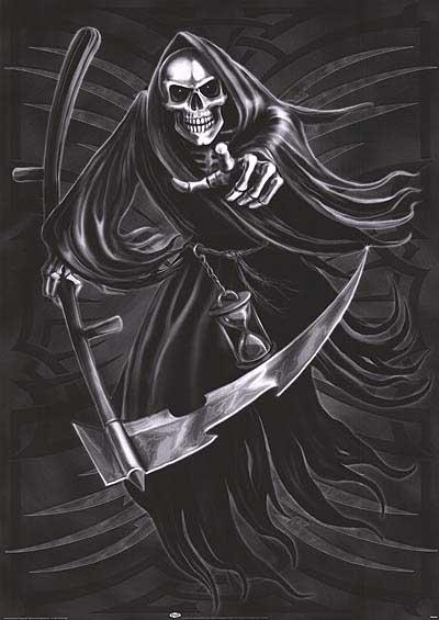 Tìm hiểu về Tử thần - Sứ giả của cái chết Tuthan10