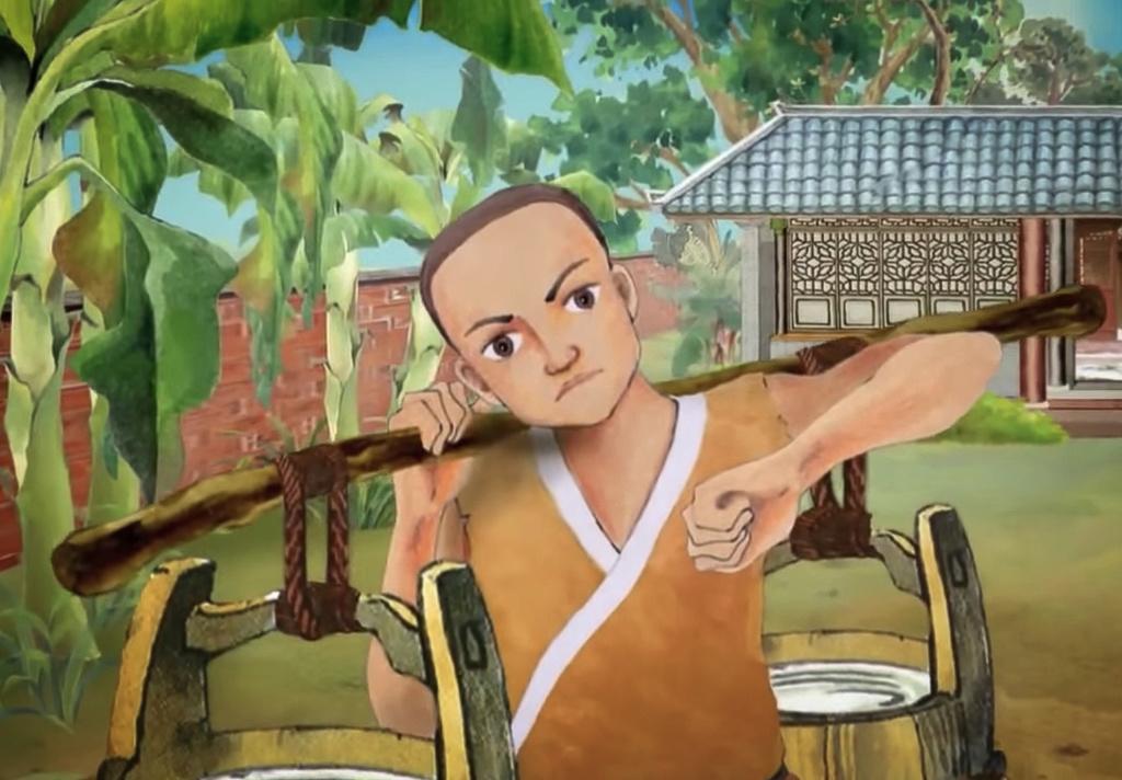 Người ăn mày 'đệ nhất thiên cổ' Vua-hu19