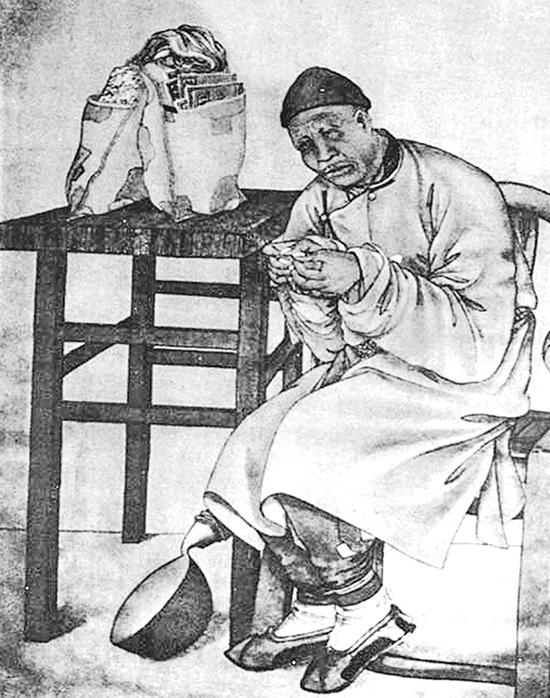 Người ăn mày 'đệ nhất thiên cổ' Vua-hu23