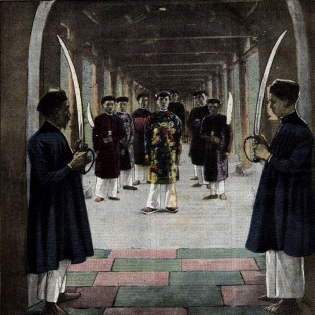 Quốc ngữ và nỗ lực 'thoát Hán' của các vua nhà Nguyễn Vuanha14