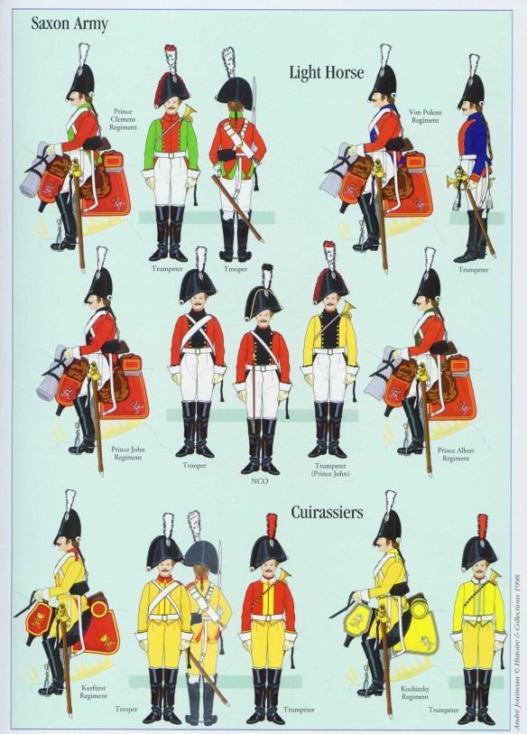 Cavalerie saxonne Cavale10
