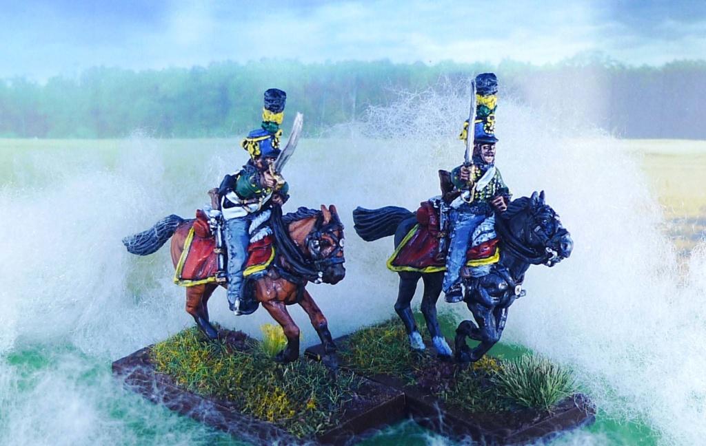 Du renforts en hussards. Hussar13