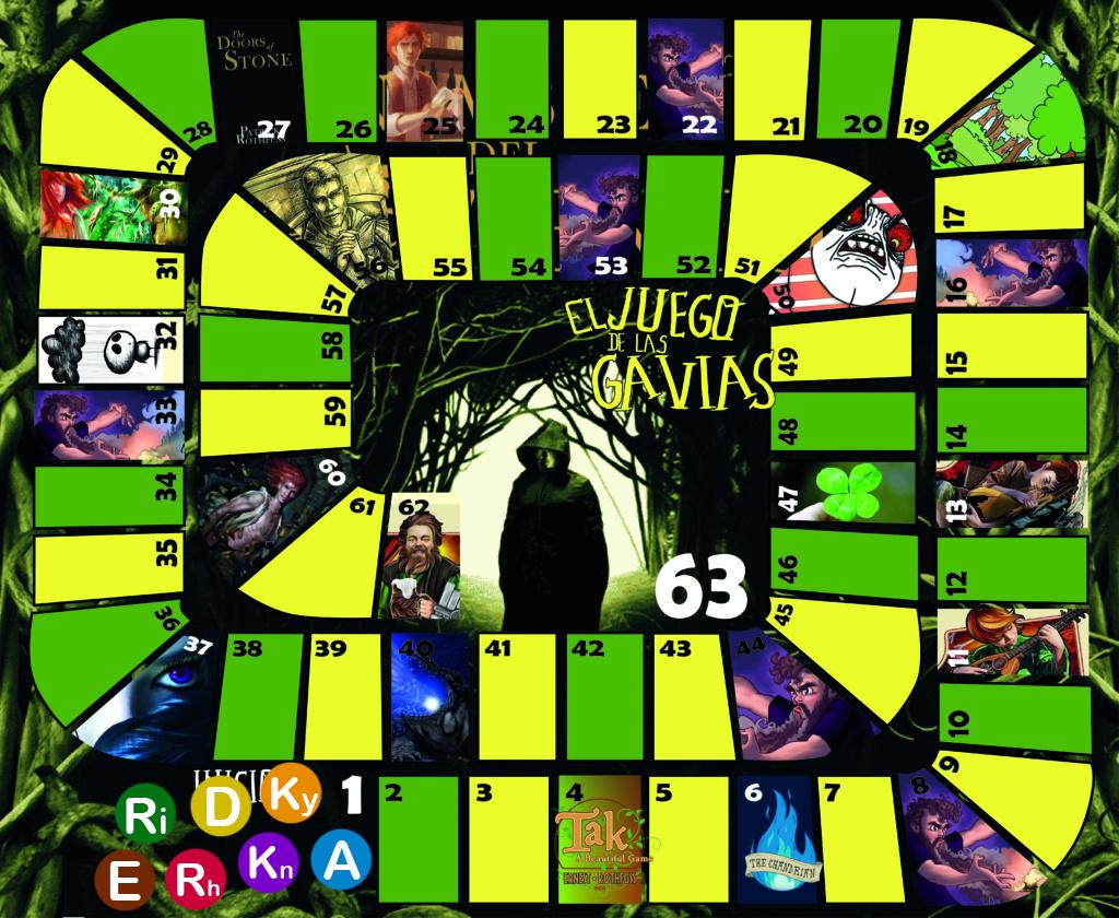 El juego de las Gavias Tabler10