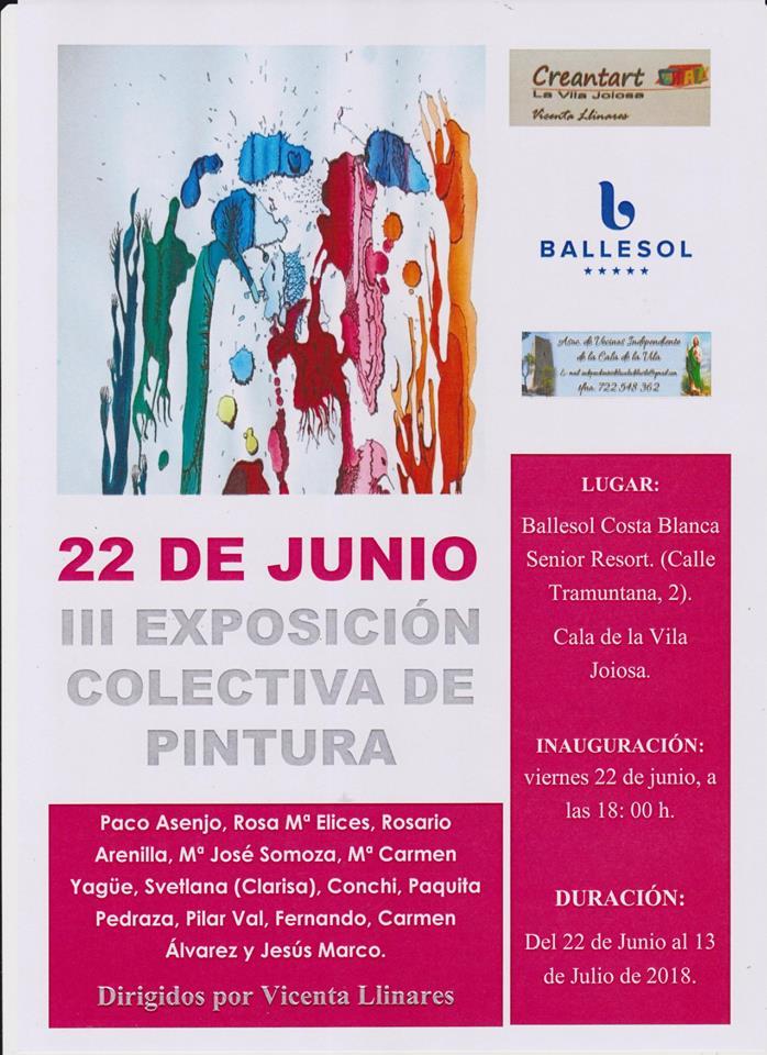 Agenda Lúdica y Cultural de Villajoyosa - Página 21 35342410