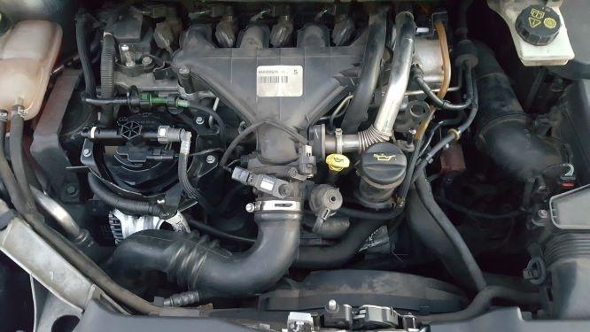 [ Ford CMAX 2.0 TDCI an 2007 ] Problème saccade a fin filet de gaz Moteur10
