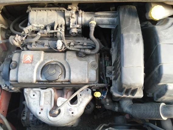 [ Citroen C2 1.1 ess an 2006 ] Changement joint cache culbuteur Moteur12