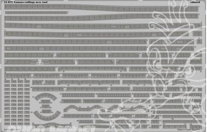 Yamato Hasegawa 1x450 +PE Eduard - Page 2 110
