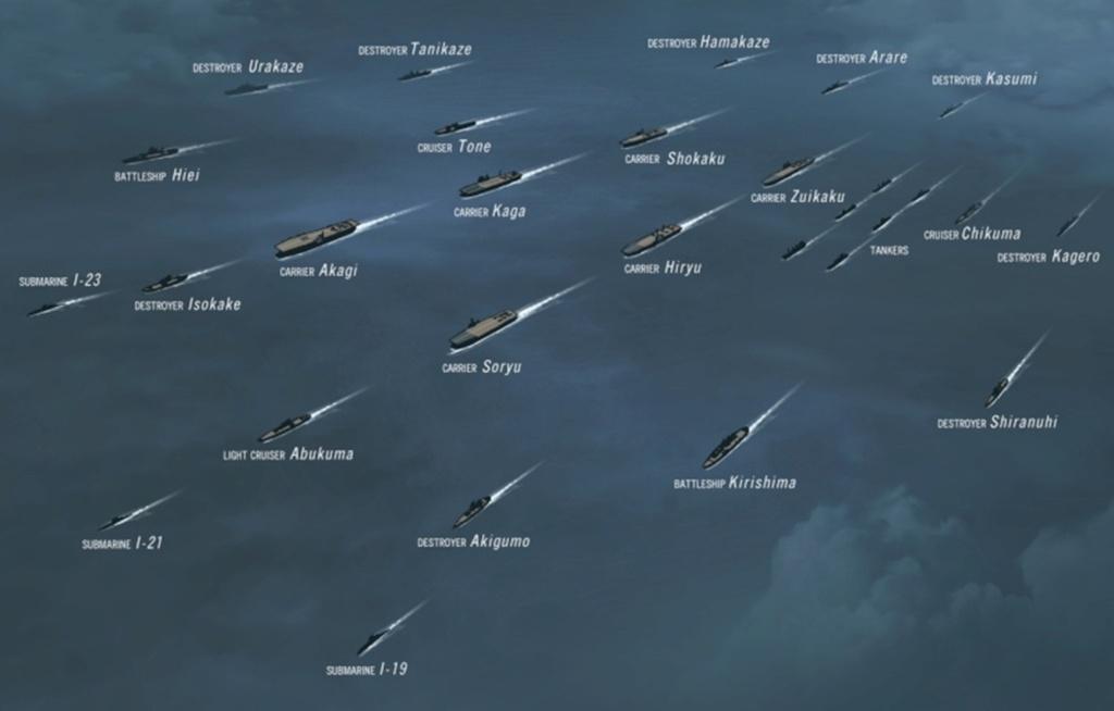 [Montage] Port/arsenal de Kure WWII - 1/700 - Page 8 1_flot11
