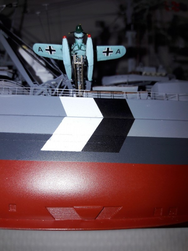 Bismarck 1/350 Revell Premium + PE - Page 3 Bismar12