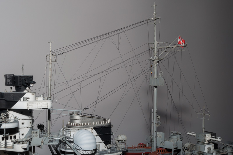 Bismarck 1/350 Tamiya  Bismar17